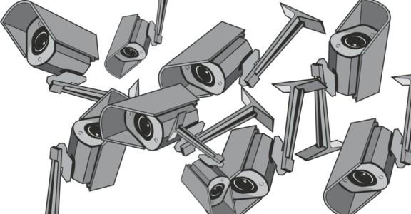 Krūva kamerų