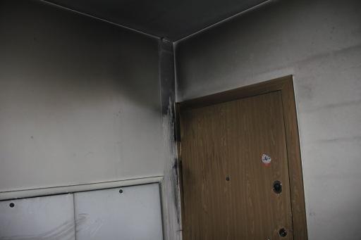 Degusio buto durys.