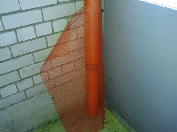 Visai geras oranžinės spalvos potinknis tinklelis. Gal kam reikia?