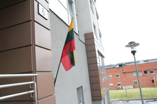 6 namo vėliava