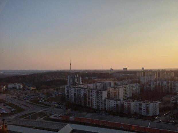 TV bokštas horizonte